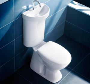 Caroma toilet tank sink